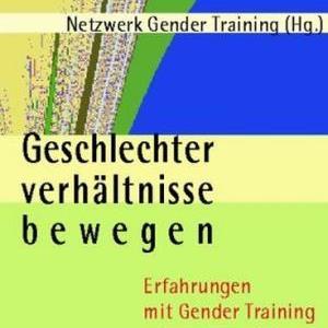 Das Buch aus dem Netzwerk Gender Training